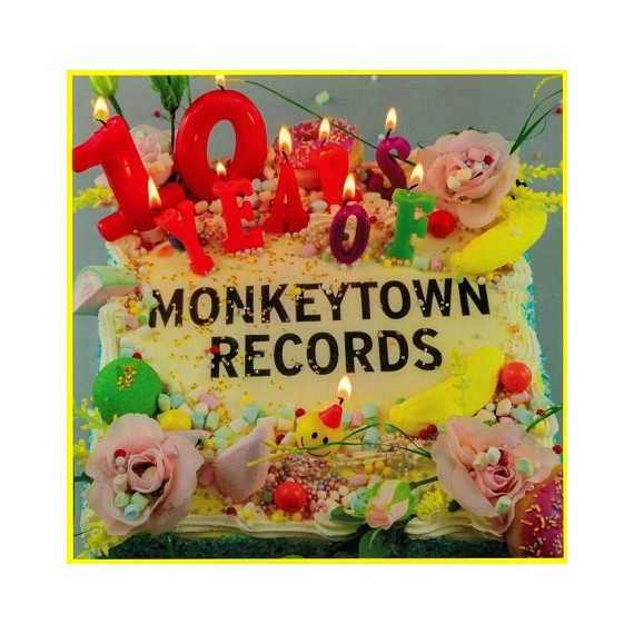 VARIOUS***10 YEARS OF MONKEYTOWN