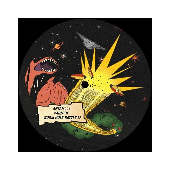 VARIOUS***WORM HOLE BATTLE EP