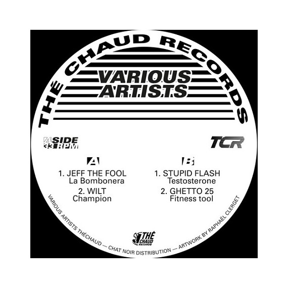 VARIOUS***THE CHAUD V/A 001