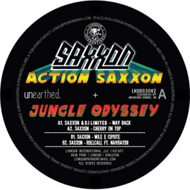 SAXXON***ACTION SAXXON : JUNGLE ODYSSEY 2