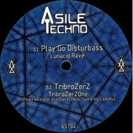 VARIOUS***ASILE TECHNO 2
