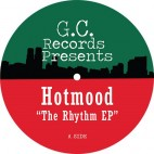 HOTMOOD***THE RHYTHM EP