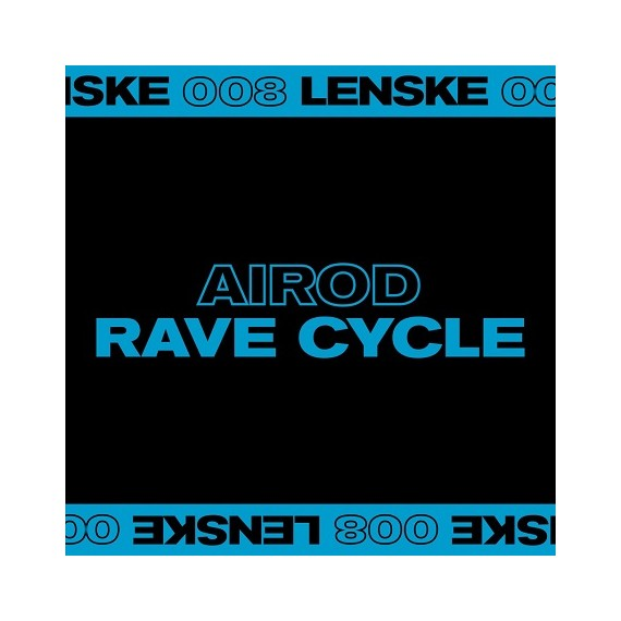 AIROD***RAVE CYCLE EP