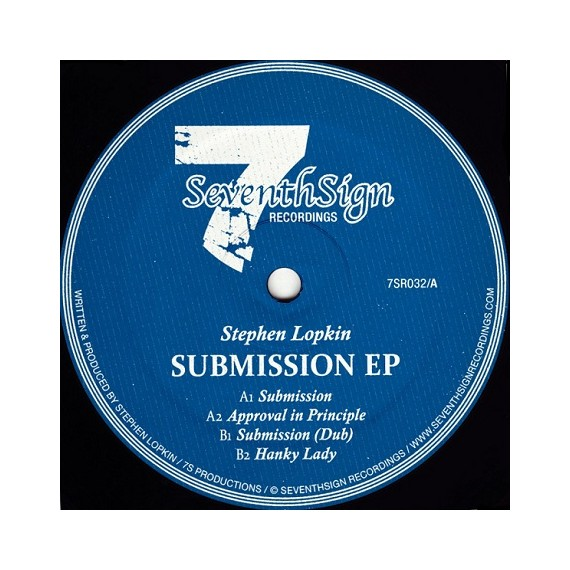STEPHEN LOPKIN***SUBMISSION EP
