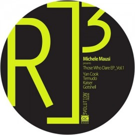 VARIOUS***THOSE WHO DARE EP VOL.1
