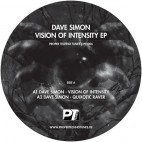 DAVE SIMON***VISION OF INTENSITY EP