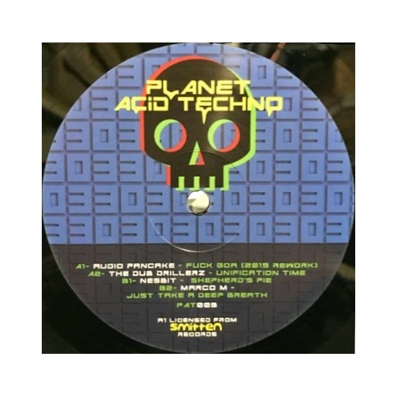 VARIOUS***PLANET ACID TECHNO 03
