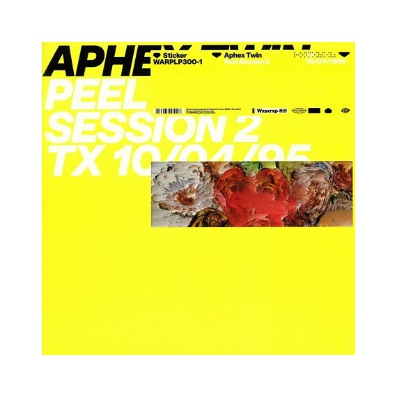 APHEX TWIN***PEEL SESSION 2