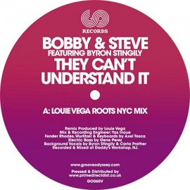 BOBBY & STEVE feat BYRON STINGILY***THEY CAN'T UNDERSTAND IT