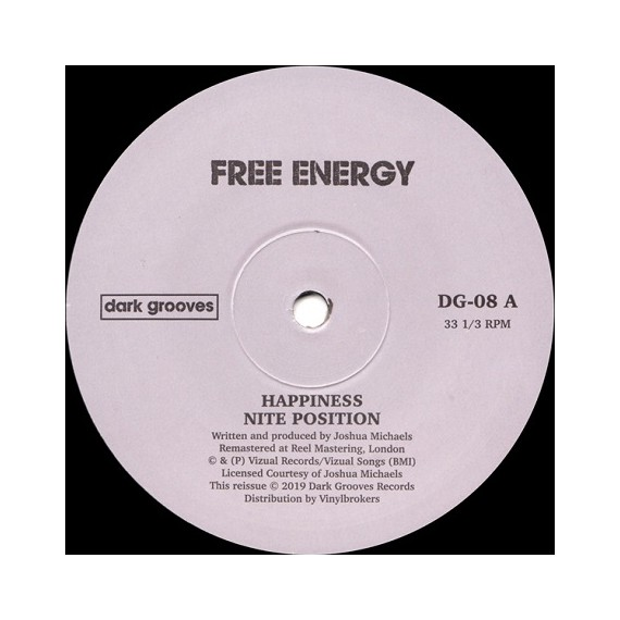 FREE ENERGY***HAPPINESS