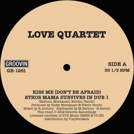 LOVE QUARTET***KISS ME (DON'T BE AFRAID)