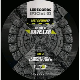 DAVE LXR***LOST & FOUND EP