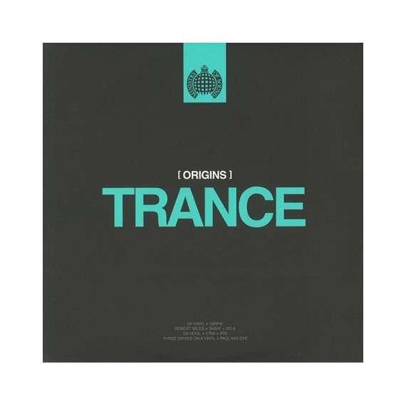 VARIOUS***MINISTRY OF SOUND - ORIGINS OF TRANCE