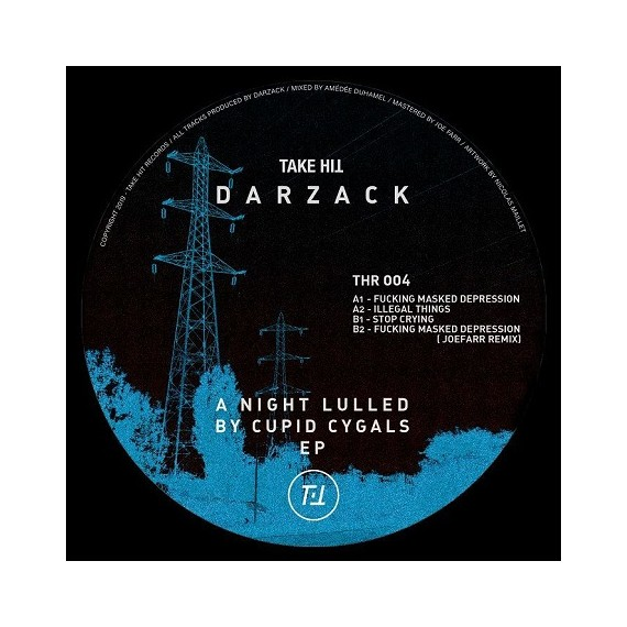 DARZACK***A NIGHT LULLED BY CUPID CYGALS EP