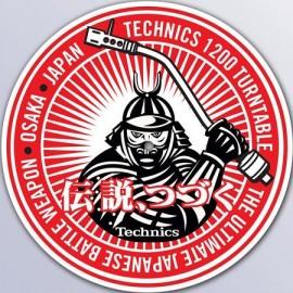 FEUTRINES TECHNICS SAMURAI X2