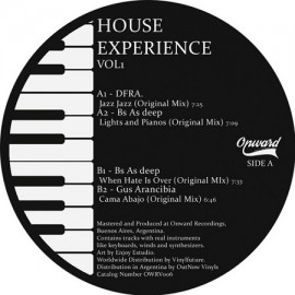 VARIOUS***HOUSE EXPERIENCE VOL.1
