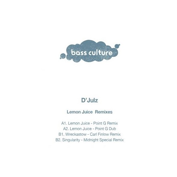 D'JULZ***LEMON JUICE (REMIXES)