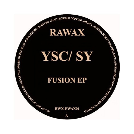 YSC / SY***FUSION EP