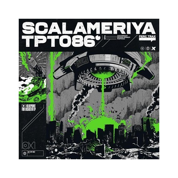 SCALAMERIYA***BLUEPRINT FOR DISASTER EP