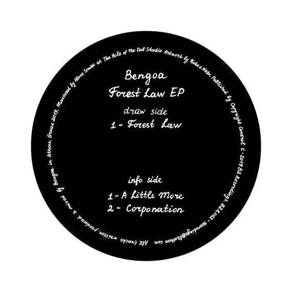 BENGOA***FOREST LAW EP