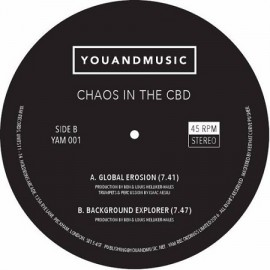 CHAOS IN THE CBD***GLOBAL EROSION / BACKGROUND EXPLORER