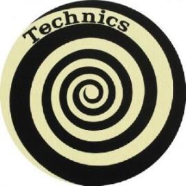FEUTRINES TECHNICS SPIRAL BLACK / YELLOW GLOW X2